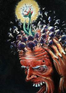 Mushroom enlightenment by SLRMF on DeviantArt