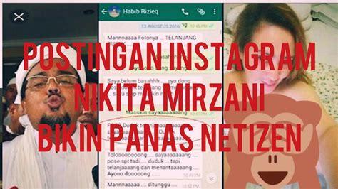 Postingan Instagram Nikita Mirzani Bikin Panas Netizen