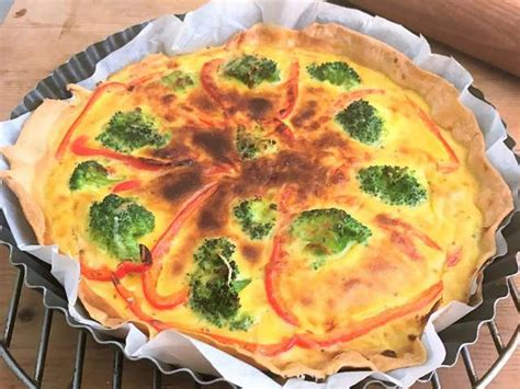 brocolis cuisine recettes de brocolis et poivrons
