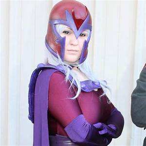 1000+ images about Magneto (#Rule63) - Cosplay Mutants on ...
