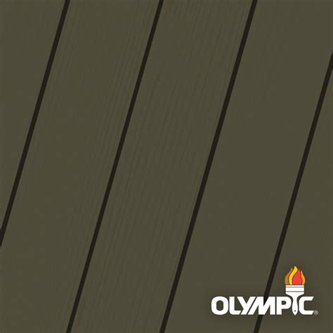 olympic maximum  gal bayberry solid color exterior stain