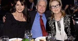 "Catherine Zeta-Jones and Michael Douglas appeared ""really ..."