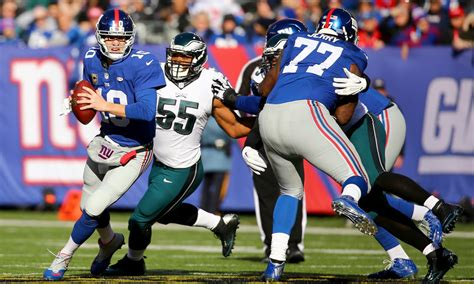 york giants  eagles nfl experts   week