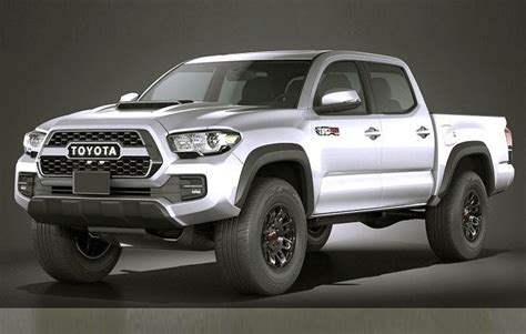 Toyota Tacoma 2020 by 2020 Toyota Tacoma Redesign And Engine Specs Just Car Review
