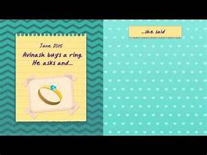 Wedding invitation whatsapp facebook save the date for Wedding invitation free online for whatsapp