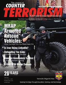 The IACSP's Counter-Terrorism Journal V21N3 by IACSP - issuu