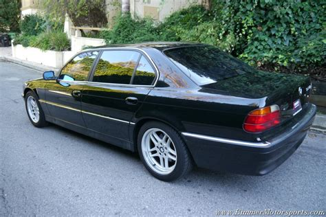 1998 Bmw 740il by 1998 Bmw 740il E38 Related Infomation Specifications