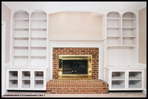 Fireplace With Bookcase Surround by Fireplace Bookcase Photos