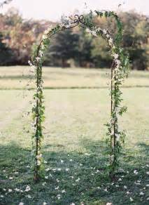 simple wedding ceremony simple wedding ceremony arch ideas once wed