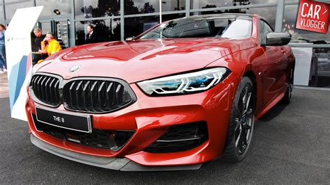 Sneak Preview The New Bmw M850i Xdrive 2019