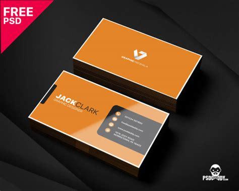 corporate business card psd design psddaddycom