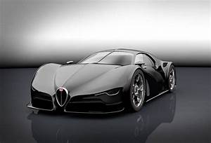 Bugatti Type 57SC Atlantic Concept – SnupDesign