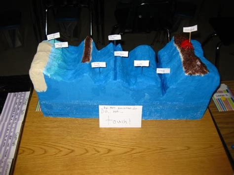 the floor project 1000 images about ocean floor on pinterest models salt dough and recycled materials