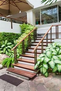 Escalier Extérieur En Bois : escalier ext rieur prix moyen selon la forme et le ~ Dailycaller-alerts.com Idées de Décoration