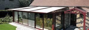 Store De Veranda Interieur : store motoris ext rieur de v randa quiberon protection solaire et thermique ~ Voncanada.com Idées de Décoration