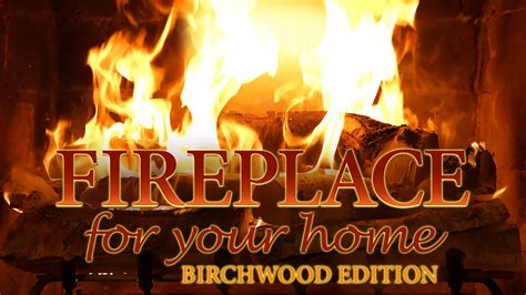 fireplace netflix is fireplace 4k crackling birchwood from fireplace for