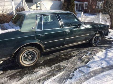 4 Door Buick Regal by 1982 Buick Regal Limited 4 Door