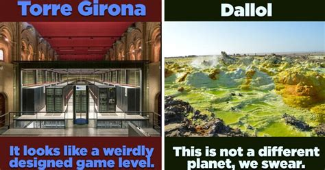 55 Unbelievable Places Around The World   Cracked.com
