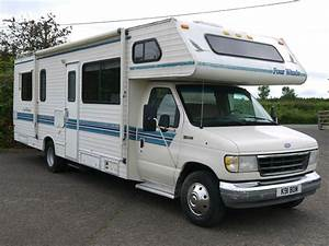 Ford E350 Four Winds Rv Motorhome Campervan Camping Race
