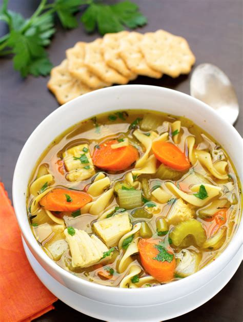 chicken noodle soup cooker chicken noodle soup slow cooker 4