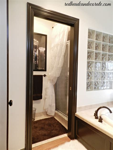 ruffled curtain glass shower door can decorate