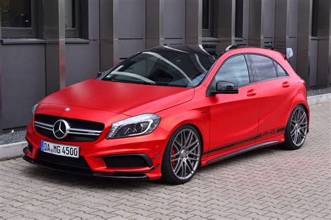 Take A Look At This Mercedes Benz A45 Amg By Folien