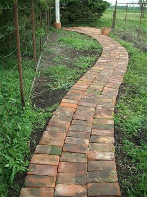 brick pathways landscaping 1000 ideas about brick path on pinterest brick pathway brick sidewalk and brick paver patio
