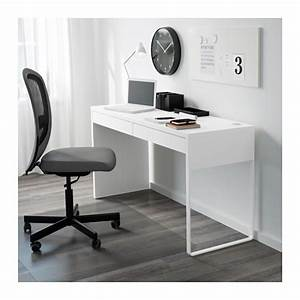 Ikea Schreibtischstuhl Weiß : wei computer schreibtisch ikea loungem bel ~ Udekor.club Haus und Dekorationen