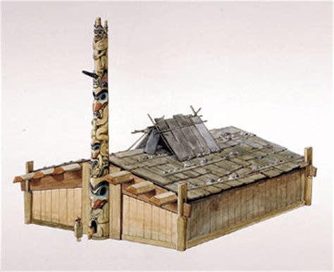 vancouver island big trees haida cedar plank longhouses
