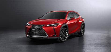 lexus launches  genre  crossover cars  latest