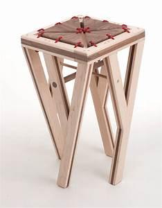 Tabouret Bois Design : tabouret bois design cuisine en image ~ Teatrodelosmanantiales.com Idées de Décoration