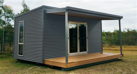 Colorbond Garden Sheds by Flat Storage Shed The Pod Sheds And Patios