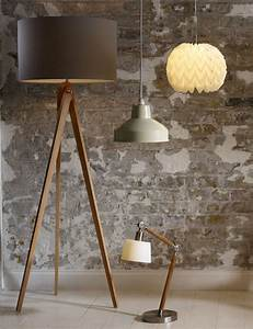 best 25 modern lighting ideas on pinterest interior With modern tripod floor lamp marks and spencer