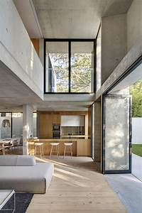 Küche Beton Holz : beton und holz in perfekter verbindung ein betonhaus in australien ~ Markanthonyermac.com Haus und Dekorationen