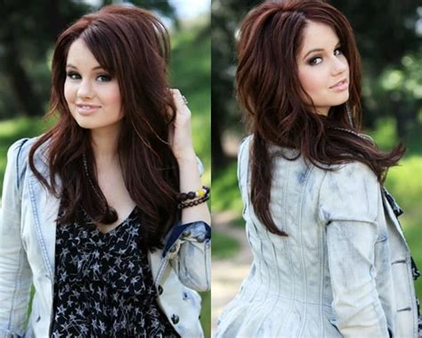 Best 20+ Dark Auburn Hair Color Ideas On Pinterest