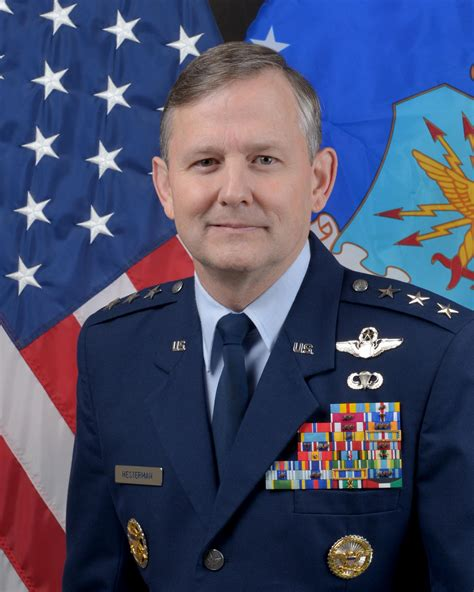 Lieutenant General John W Hesterman Iii > Us Air Force