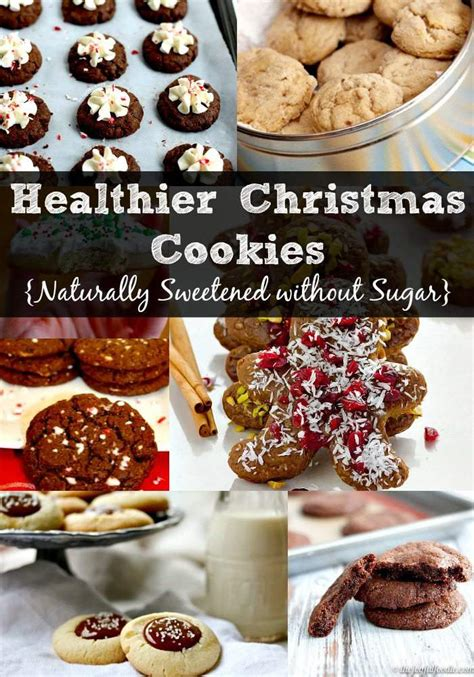 I am a fan of both lemon anything and shortbread cookies. 10 Healthier Christmas Cookie Recipes {Refined Sugar Free} - Simplify, Live, Love
