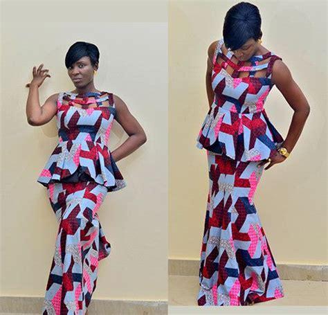 1000 ideas about ankara skirt and blouse on ankara skirt ankara designs and
