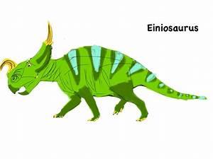 Einiosaurus procurvicornis (2) by Vespisaurus on DeviantArt