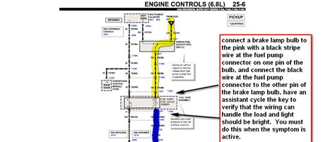 2003 Ford Econoline Fuse Box Diagram V 6 by My 2000 Ford F250 V10 Has A Starting Running Problem The