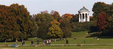 Englischer Garten München Veranstaltungen englischer garten in m 252 nchen das offizielle stadtportal
