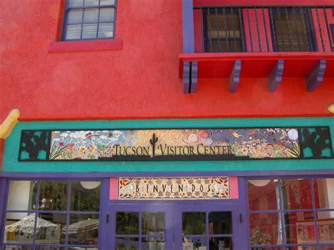 tucson visitors bureau tucson az tucson visitor 39 s center photo picture image