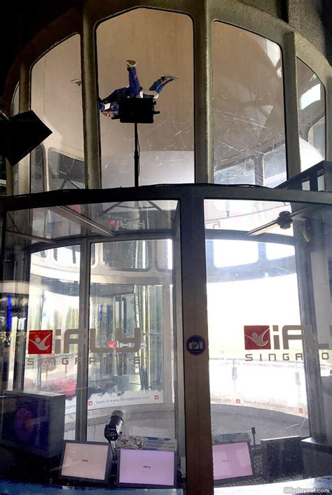 Ifly Singapore Review Getting A New Set Of Wings Little