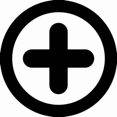 Plus Icon Onlinewebfonts Sign Circle