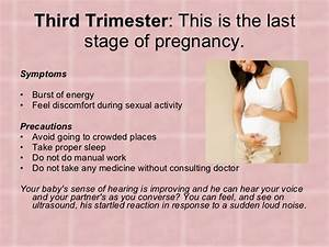Facts about pregnancy trimesters