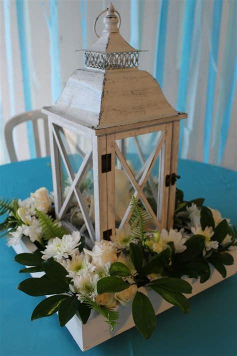 Lantern and flower centerpiece pictures?