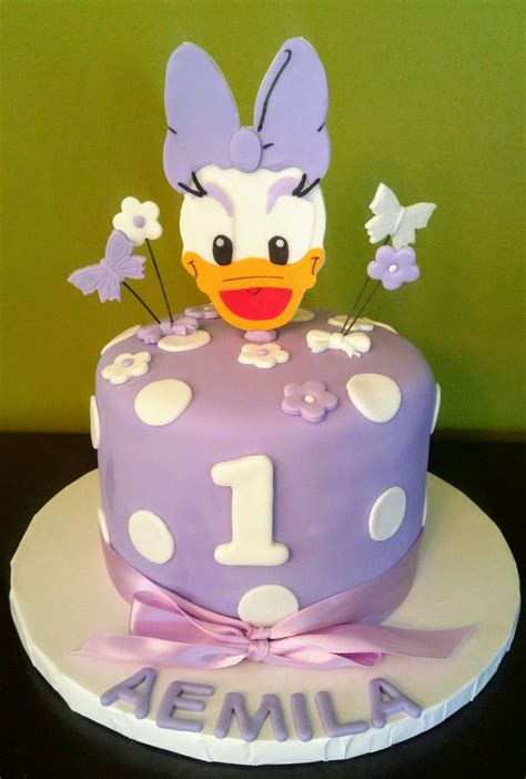 daisy duck cake daisy duck party disney birthday cakes