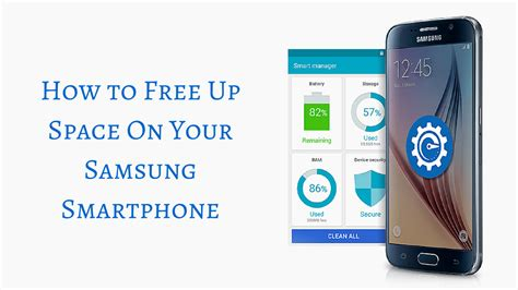 free up space on samsung smartphones using smart manager