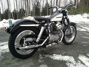 1964 Harley Davidson Sportster Xlch Very Nice Restoration