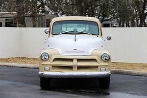 1954 54 3600 Chevy P  U 235 4 Spd Used Manual